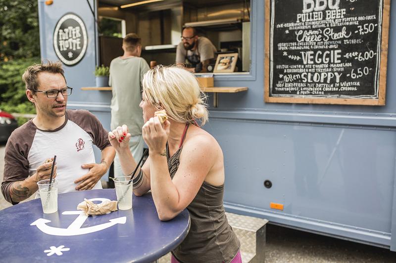 FutterFlotte: Street Food ahoi
