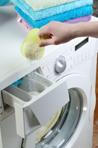 Abwasserschlauch der Waschmaschine reinigen