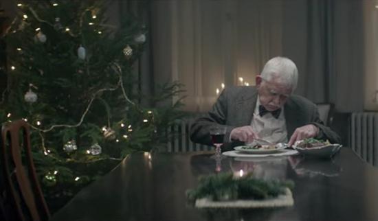 Rührendes Edeka-Weihnachtsvideo: #heimkommen