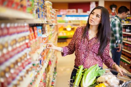 Im Supermarkt mit Coupons sparen